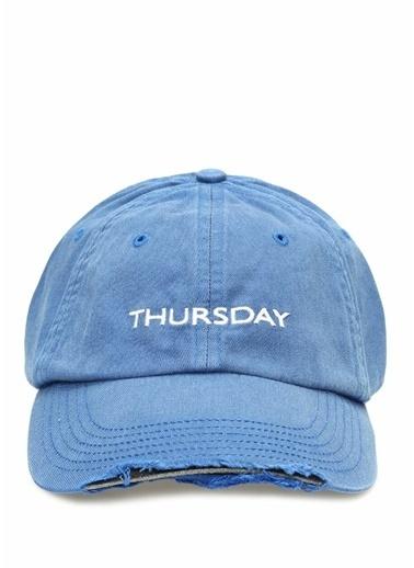 Vetements Şapka Mavi